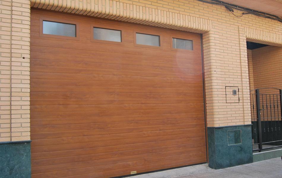 puertas de garaje rafelmetal 3