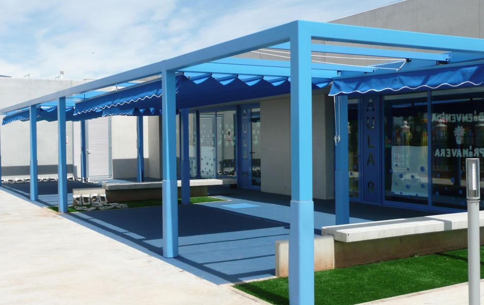 toldos y techos rafelmetal 5