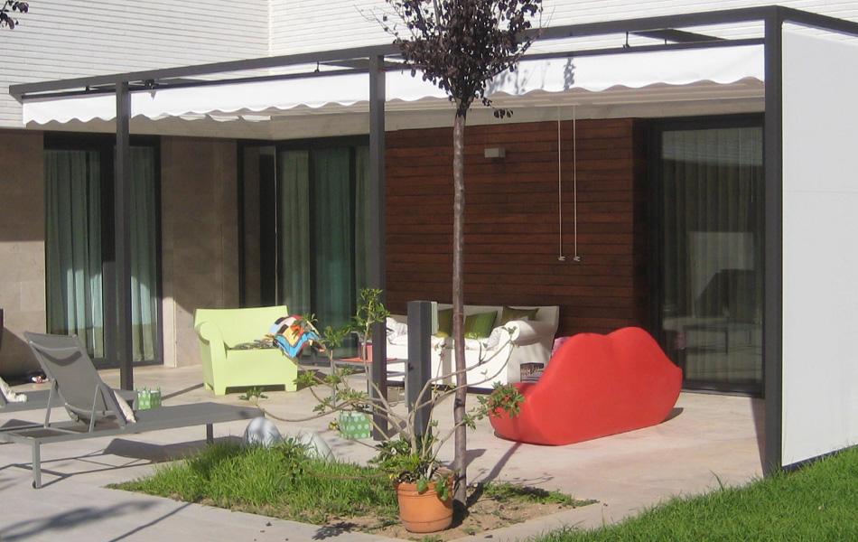 toldos y techos rafelmetal